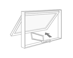 Jefnik Awning Windows