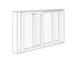 Jefnik Double Sliding Windows