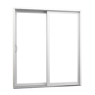 Element (Hybrid, PVC/Aluminum) Patio Door