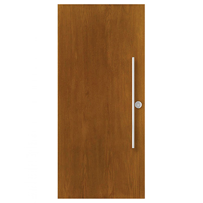 Flush Fiberglass Entry Door