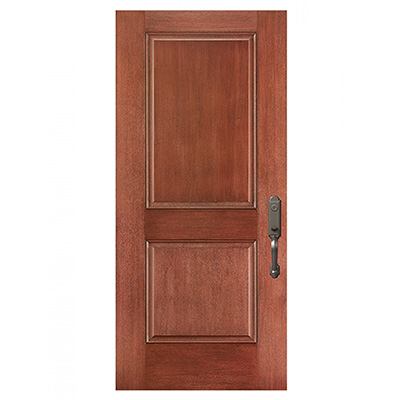 London Fiberglass Entry Door