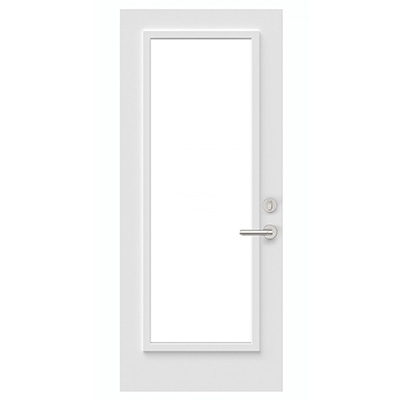 Uno Steel Entry Door